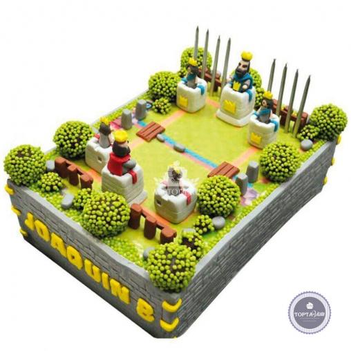 Детский торт - Два королевства