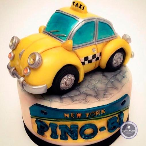 Детский торт - Ру-Такси