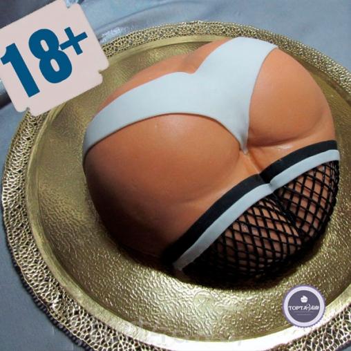 Эротический торт Италианочка
