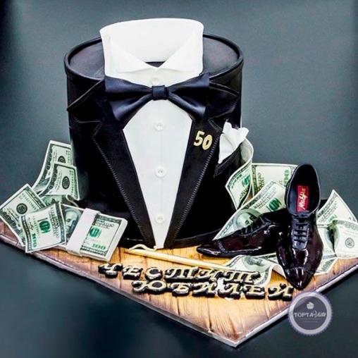Торт для мужчин Сэр