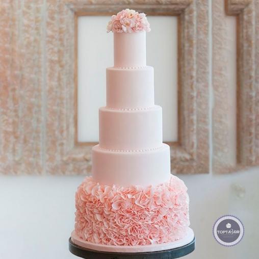 Свадебный торт - Наша мечта