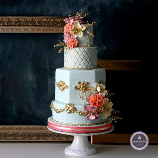Свадебный торт - Её величество
