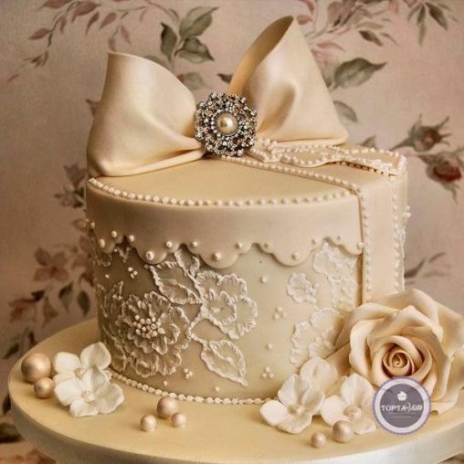 Торт для женщин Колье