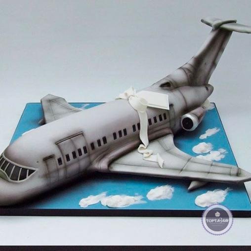 Торт для мужчин Пилот