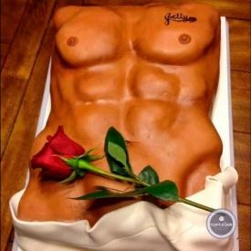 Эротический торт - Шокомен