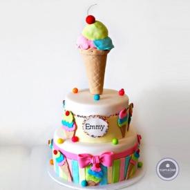 Детский торт - Skittles