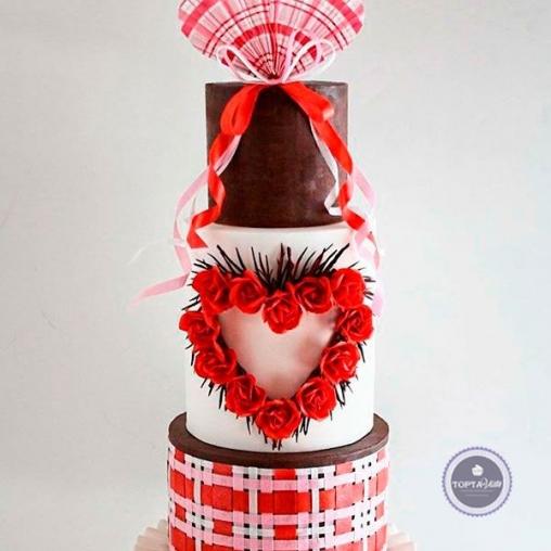 Свадебный торт Сеньорита