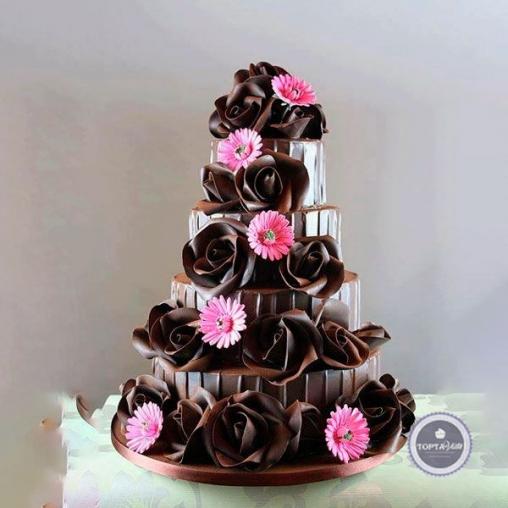 Свадебный торт Наш шанс