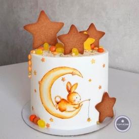 Детский торт - Звездочка