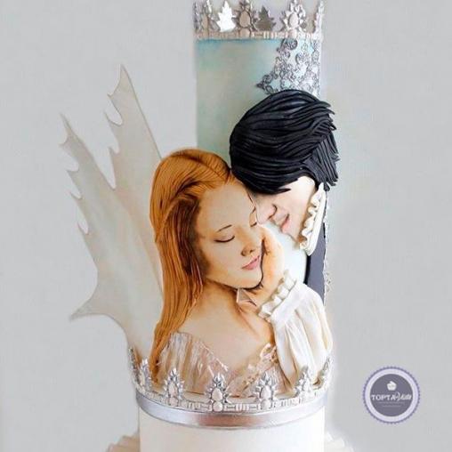 Свадебный торт Стэфа