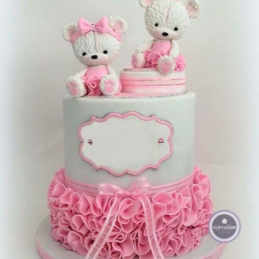 Детский торт Мишутки