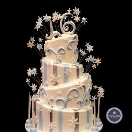 Праздничный торт Фестиваль