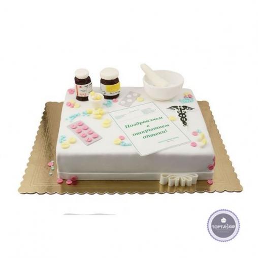Корпоративный торт - Медицина
