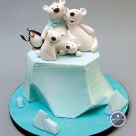 Детский торт - Ледник