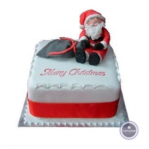 Новогодний торт Отдохнём