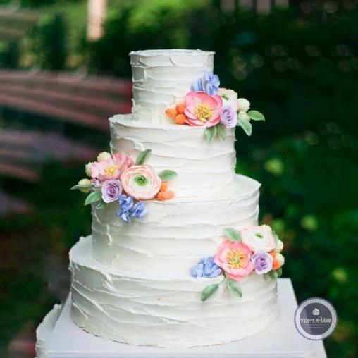 Свадебный торт - Бродвей