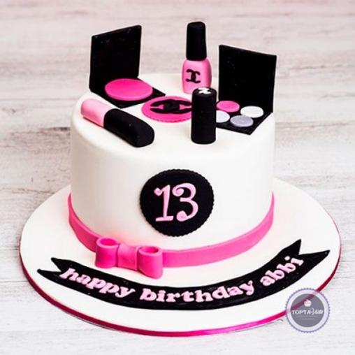 Торт для женщин Косметичка