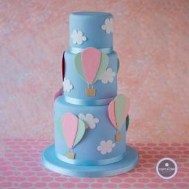 Детский торт - Воздушный шарик