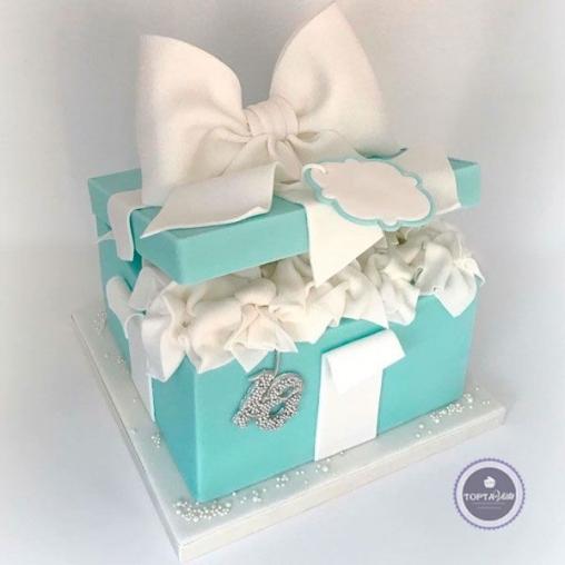 Торт для женщин Сюрприз