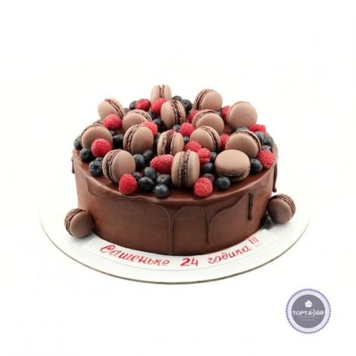 Торт без мастики От бабушки Эммы