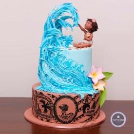 Детский торт - У моря
