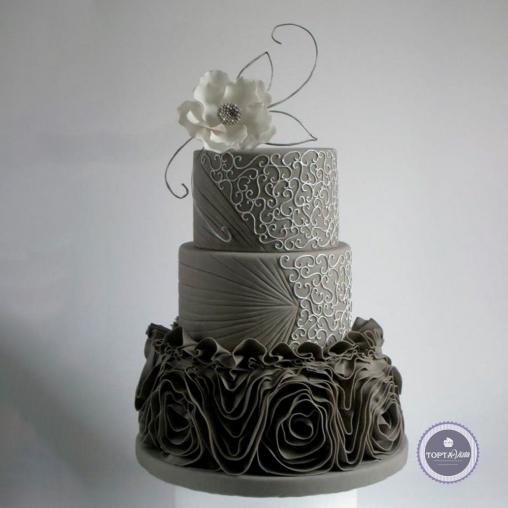 Свадебный торт - Будуар