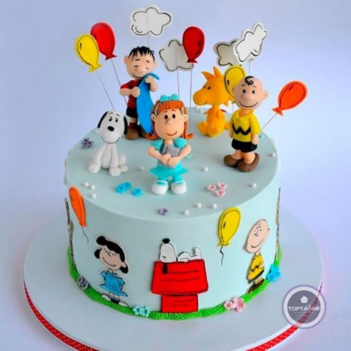 Детский торт Гуфи