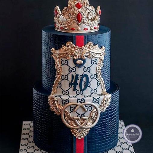 Торт для мужчин Император