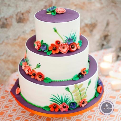 Свадебный торт - Гаити