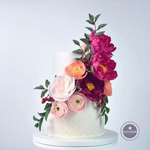 Свадебный торт Июнь