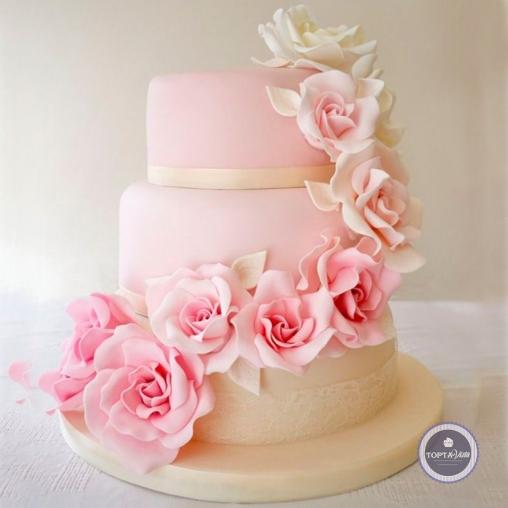 Свадебный торт - Герцогиня
