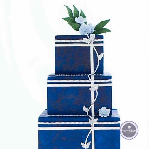 Свадебный торт Прочный союз