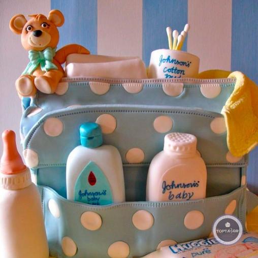 Детский торт - Полный набор