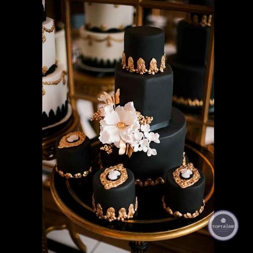 Свадебный торт - Сага