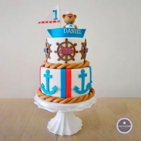 Детский торт - Daniel