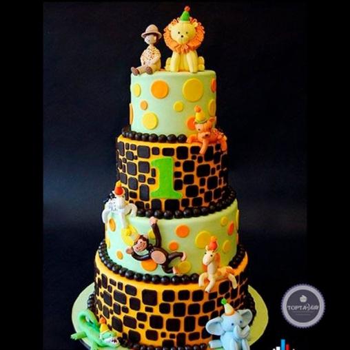 Детский торт Левушка