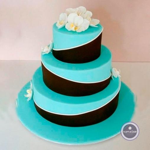 Свадебный торт Феттр