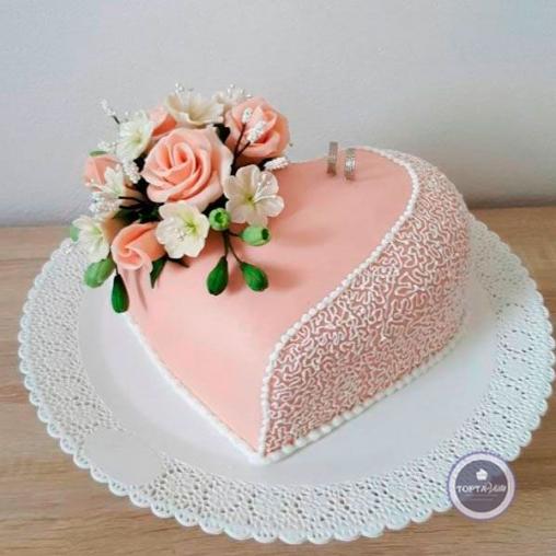 Свадебный торт Навеки