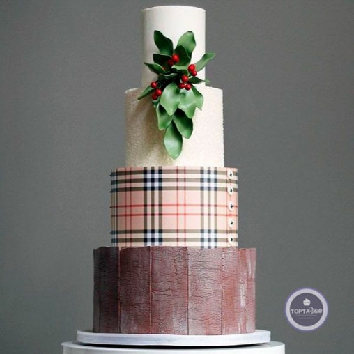 Праздничный торт Калуа