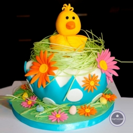 Детский торт - Кубышка