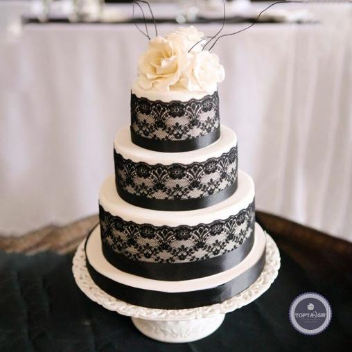 Свадебный торт - Англия