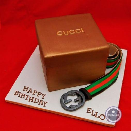 Праздничный торт For you