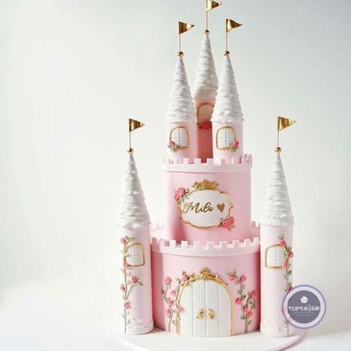 Детский торт Мила