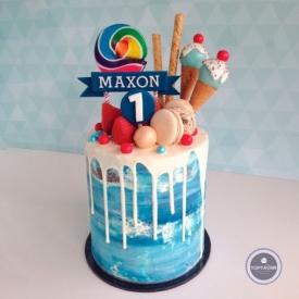 Детский торт - Фиеста