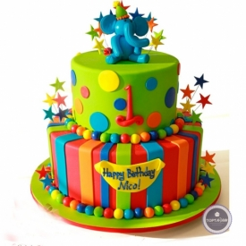 Детский торт - Арена цирка