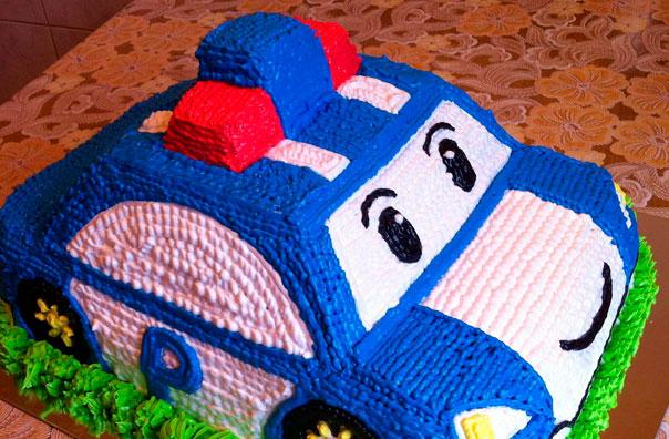 очень торт в виде машины фото том