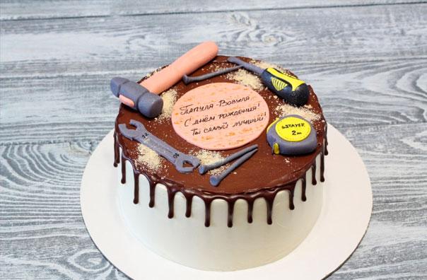 Рекомендую рецепт безумно вкусного заварного торта для сладкоежек!