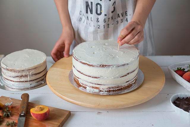 Фильм как сделать для торта